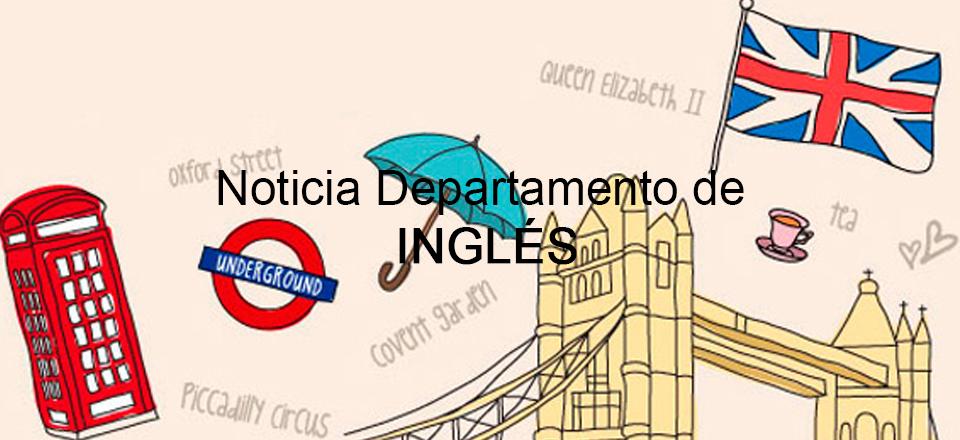 Prueba de Inglés