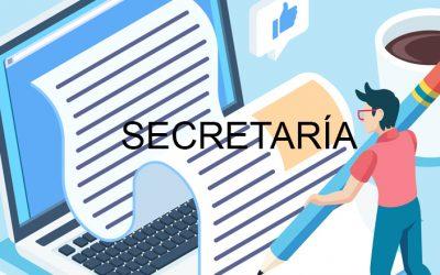 Secretaría 3