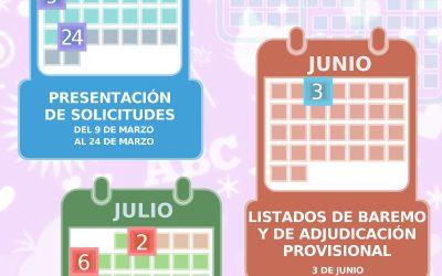 Nuevo plazo de admisión para ESO y Bachillerato 9 de Marzo a 21 de Abril.    Descarga aquí tu solicitud.