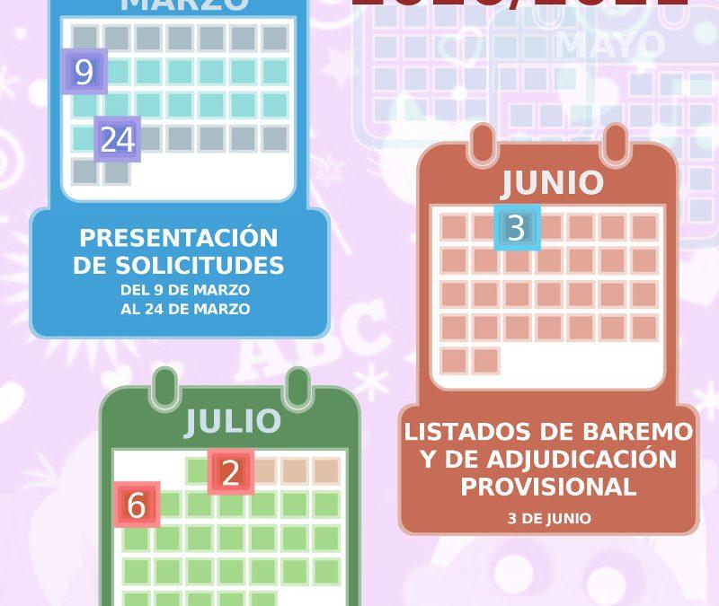 El plazo de admisión de nuevos alumnos para ESO y Bachillerato queda abierto mientras dure el estado de alarma. Se establecerá un periodo presencial una vez termine éste. Descarga aquí tu solicitud.