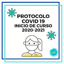 Inicio de Curso 2020-21 y Plan de Contingencia frente a la Covid-19.