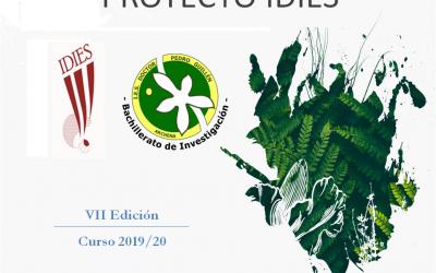 Entrega de diplomas de la VII Edición IDIES
