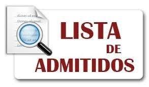 Listas provisionales de alumnos admitidos en ESO y Bachillerato para el curso 2021-22